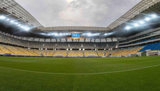 «Львов» проиграл «Днепру-1» в чемпионате Украины по футболу