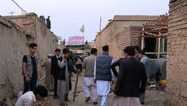 У Кабулі підірвався смертник, є жертви