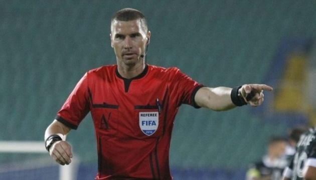 «Шахтар» та «Інтер» в Лізі чемпіонів УЄФА розсудять арбітри з Болгарії