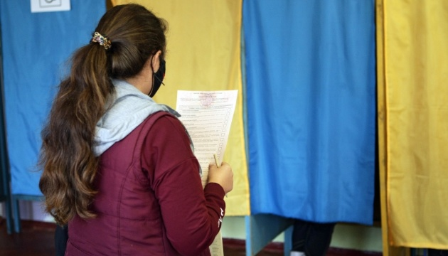 На Киевщине полиция открыла три дела за нарушения на выборах