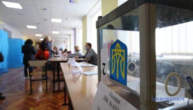 У Харкові явка менша, ніж на президентських і парламентських виборах - міськрада