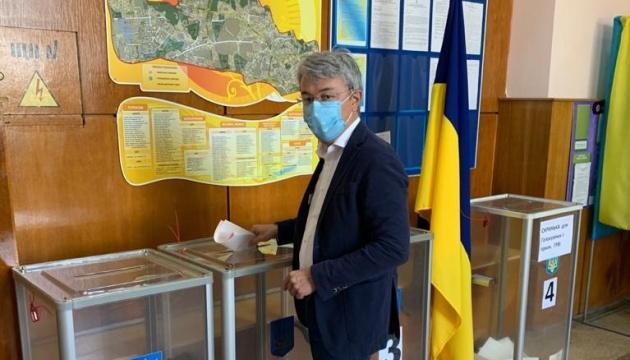 Ткаченко сподівається, що Рада найближчим часом ухвалить закон про столицю