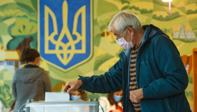 На выборах активнее всего голосовали Тернопольщина, Львовщина и Волынь