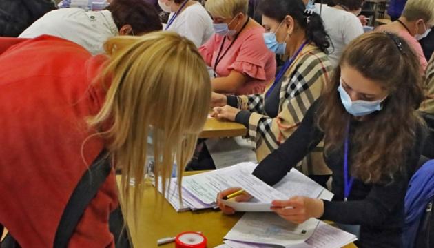 CEC: La mayor participación electoral a las 13:00 se registró en la región de Odesa