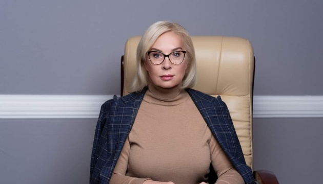 Denisova: Exact number of people to be transferred from occupied Donbas still unknown