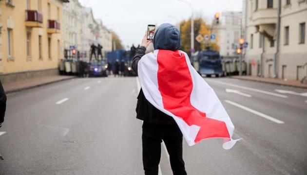 До маршу протесту у Мінськ стягують спецтехніку, закрили три станції метро