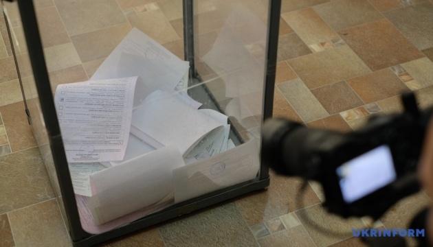 Ukraine's western regions were most active in local elections - CEC