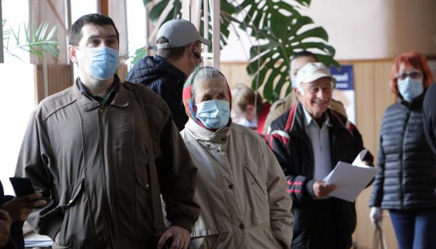 Local elections in Ukraine were held democratically - CVU