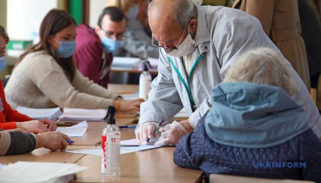 Найактивнішими на місцевих виборах були люди віком 50+