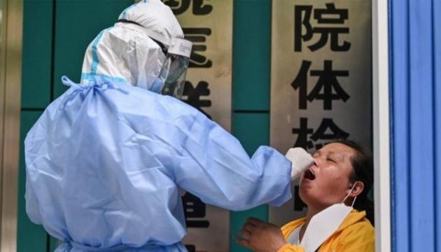В Китае на коронавирус тестируют весь город-миллионник