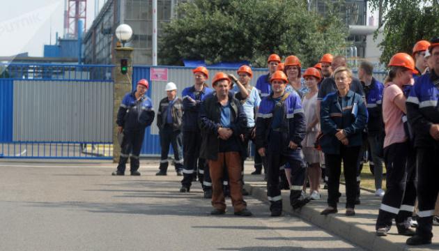 В Беларуси задерживают работников «Гродно Азота», которые начали забастовку