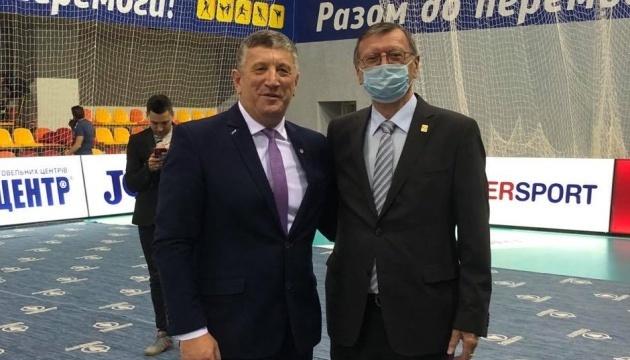 Волейбол: Україна подасть заявки на проведення