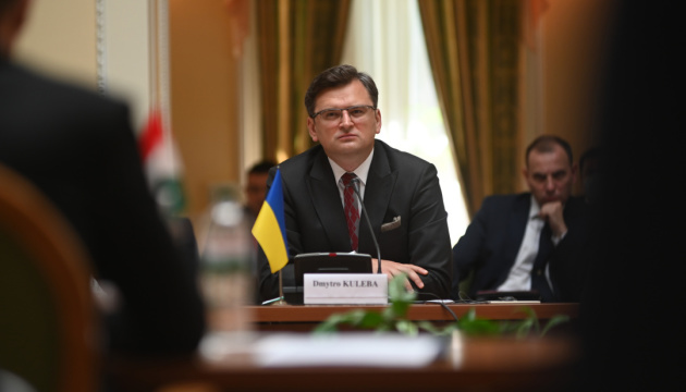 FM Kuleba: Window of opportunity for talks with Russia on Donbas not closed