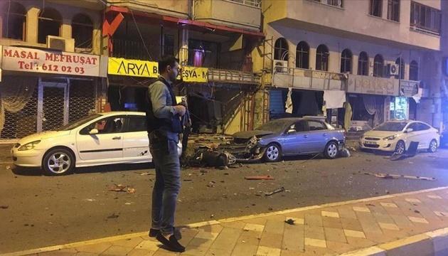 На юге Турции прогремел взрыв