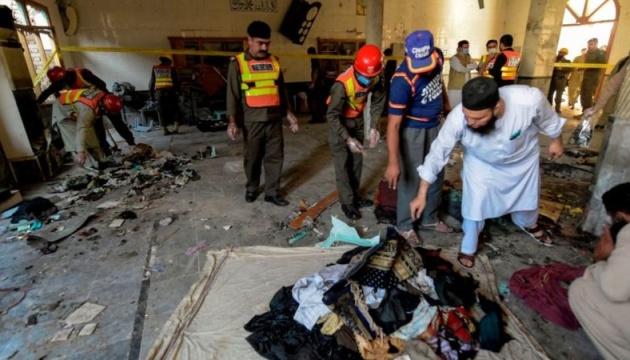 У Пакистані підірвали школу: семеро загиблих, десятки поранених