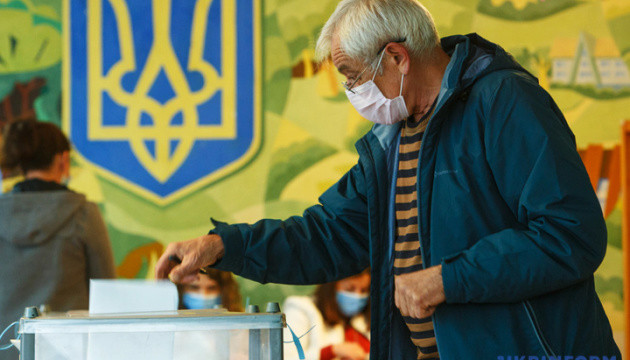 Local elections in Ukraine were free - ENEMO