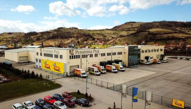 МХП у Європі: Perutnina Ptuj стала кращою у категорії великих компаній Словенії