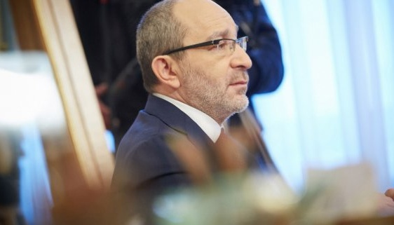 Kharkiv mayor Kernes dies
