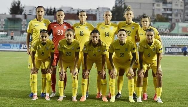 Жіноча збірна України з футболу розгромила Грецію у відборі на Євро-2022