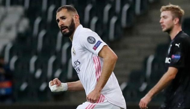 «Реал» відігрався у «Боруссії» з Менхенгладбаху в матчі Ліги чемпіонів УЄФА