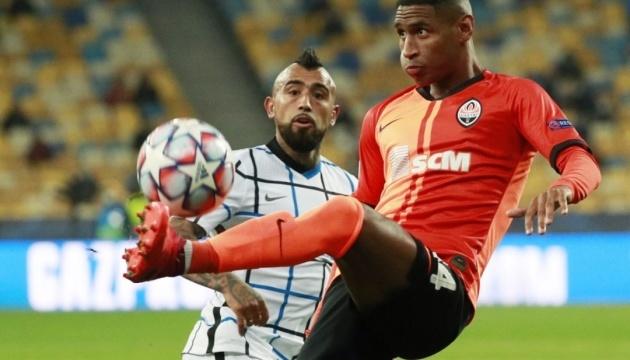 UEFA Champions League: Shakhtar Donetsk und Inter spielen remis