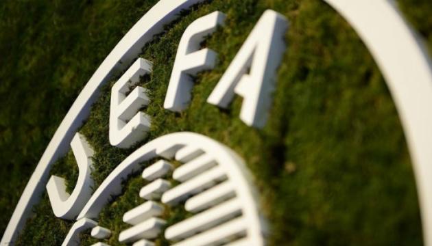 Україна опустилася на 12 місце в таблиці коефіцієнтів УЄФА