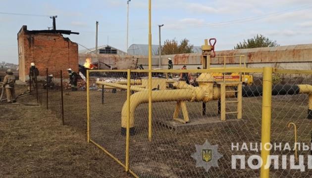 Взрыв под Харьковом: двое погибших, девять пострадавших
