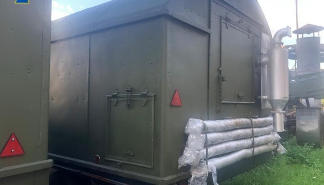 СБУ остановила аферу с ввозом в Украину зенитно-ракетных комплексов