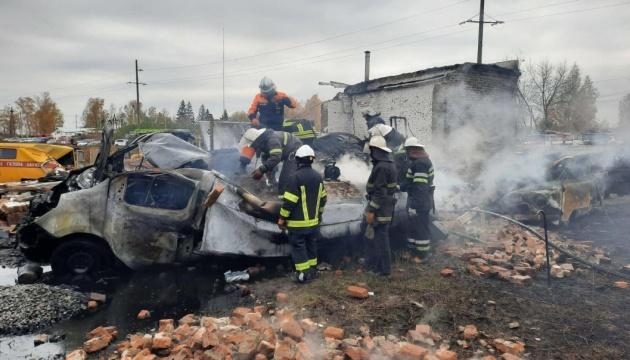 Вибух газу під Харковом: усіх постраждалих опитали, призначили 10 експертиз