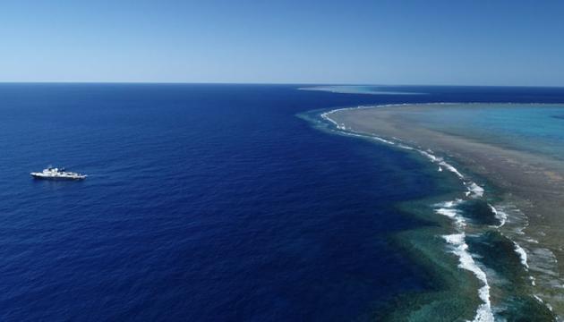 В Австралии нашли риф, выше Эмпайр-стейт-билдинг