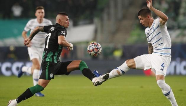 El Dynamo empata 2-2 con el Ferencváros en la Champions League