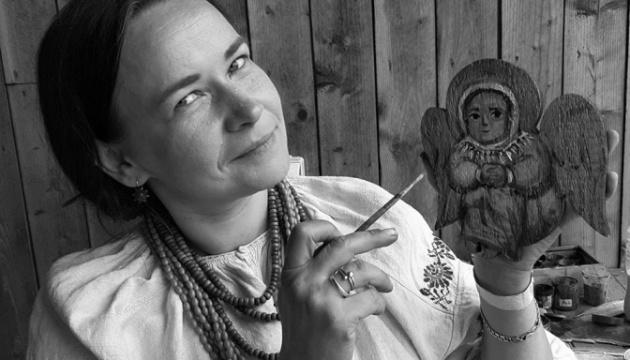У віці 39 років померла львівська іконописиця та волонтерка Тетяна Думан