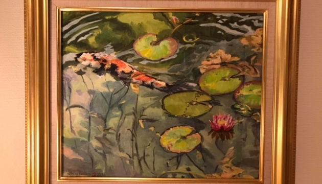 Картини двох українок покажуть на виставці витворів мистецтва в Японії
