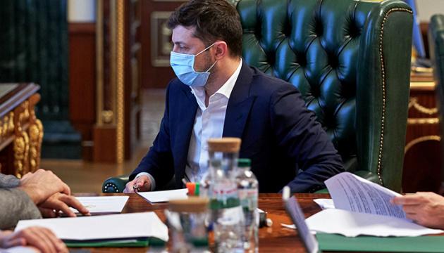 Зеленський подякував уряду за швидку реакцію на скасування е-декларацій
