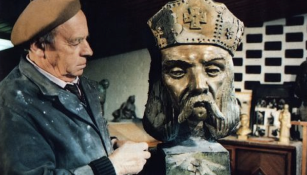 Сьогодні - День народження українського скульптора-емігранта Григорія Крука