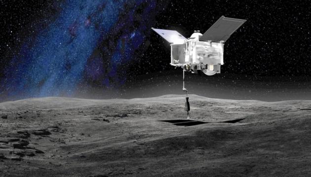 На зонді NASA, який «губив» зразки астроїду, владнали проблему