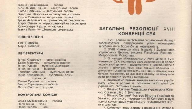 95-річчя СУА: Центральний держархів зарубіжної україніки відкрив виставку