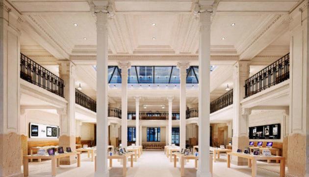 Apple через карантин закриває свої магазини у Франції