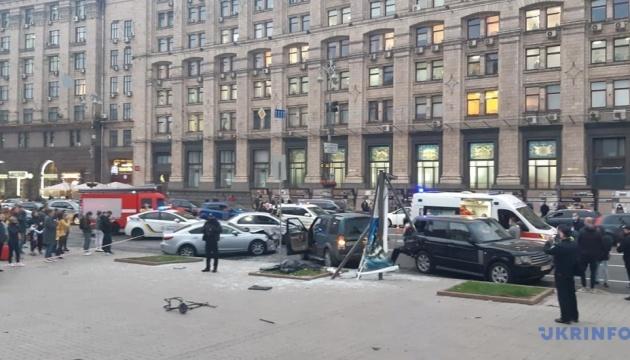 ДТП на Майдані: постраждалу сім'ю відпустили з лікарні додому