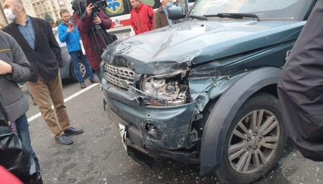 Смертельна ДТП у центрі Києва: водій каже, що знепритомнів