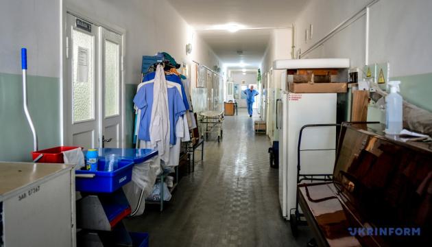 Hälfte der COVID-Betten mit Patienten belegt - Schmyhal