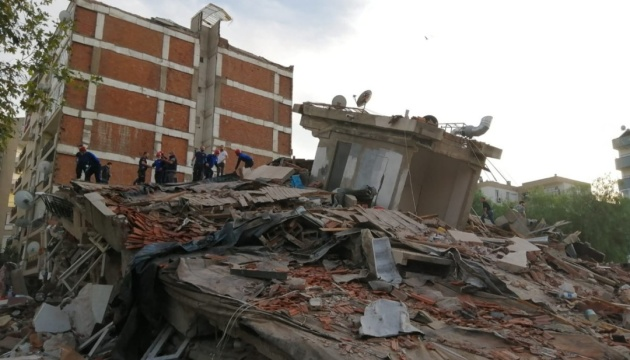 Кількість жертв землетрусу в Туреччині зросла до 17