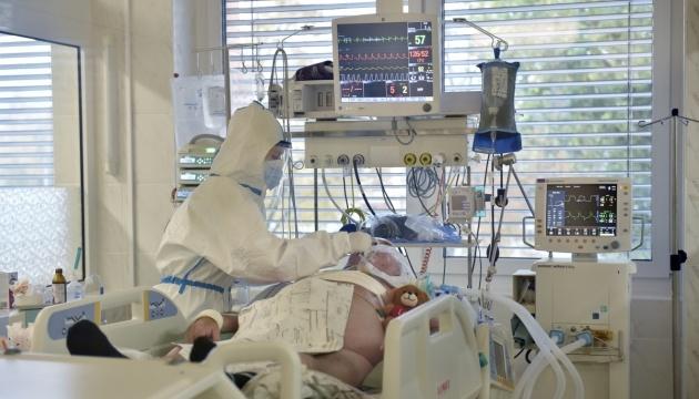 Ukraine reports 8,899 new coronavirus cases