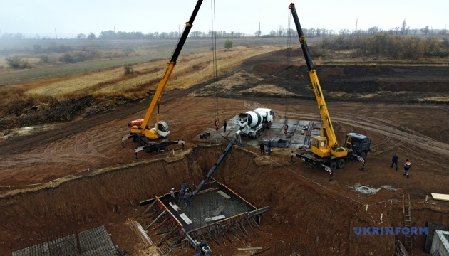 Ukraine's construction output grew by 3% in Jan-Nov 2020