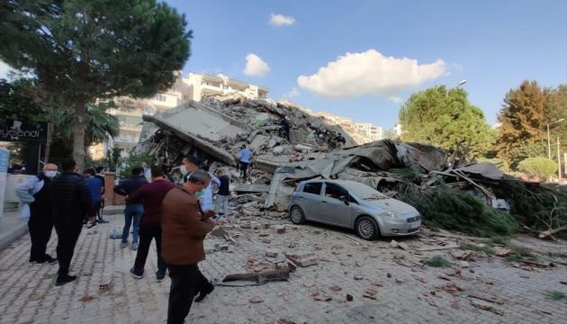 Кількість жертв землетрусу в Туреччині зросла до 114