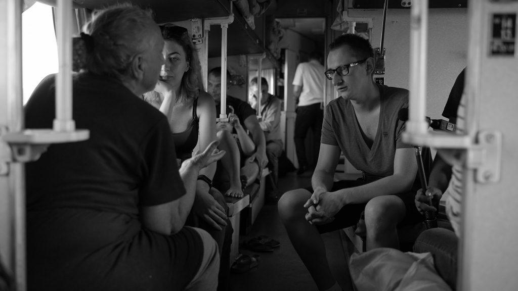 Поезд «Киев-Война»