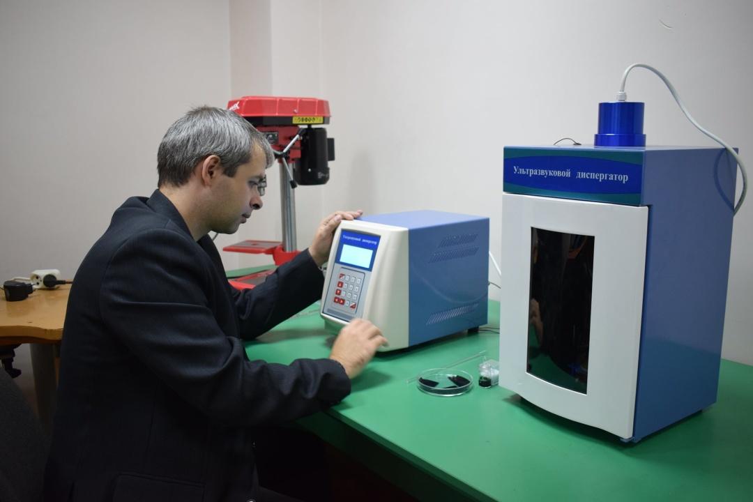 В Николаеве заработала лаборатория по разработке нанотехнологий