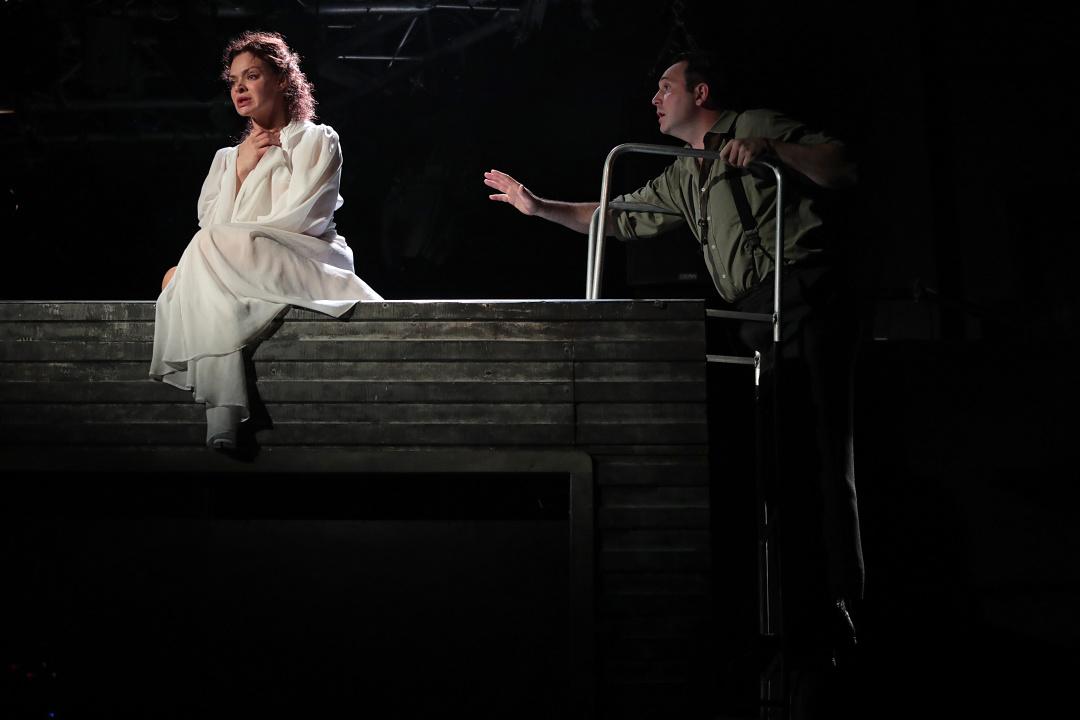 Трамвай по имени «Жажда». Театральная премьера