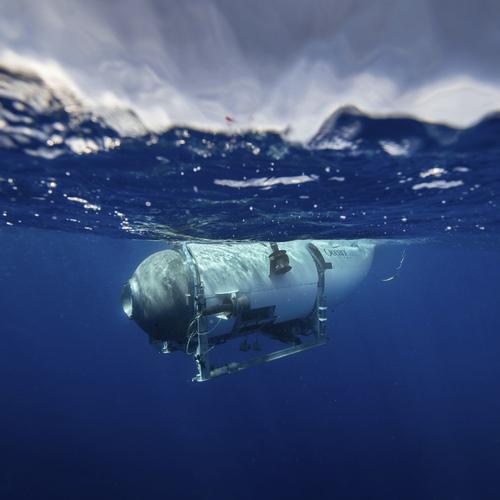 Туристы смогут увидеть «Титаник» с подводной лодки в 2021 году