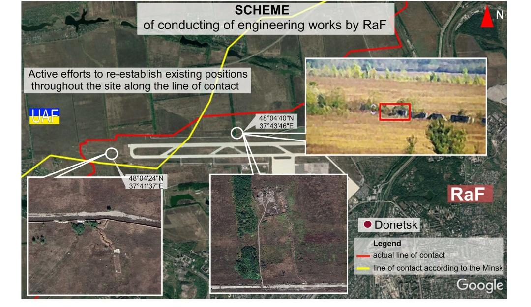 Украина в ОБСЕ привела доказательства того, что оккупанты укрепляют позиции на Донбассе